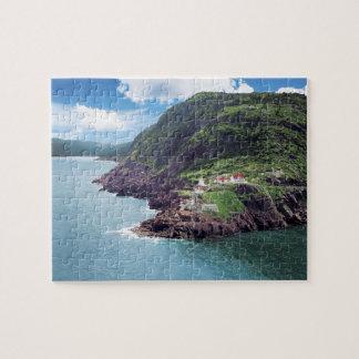 St. John's, Newfoundland, Canada, historic Fort Jigsaw Puzzle