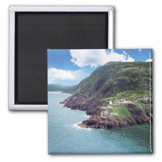 St. John's, Newfoundland, Canada, historic Fort Fridge Magnets