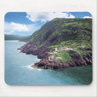 St. John's, Newfoundland, Canada, historic Fort Mouse Pad