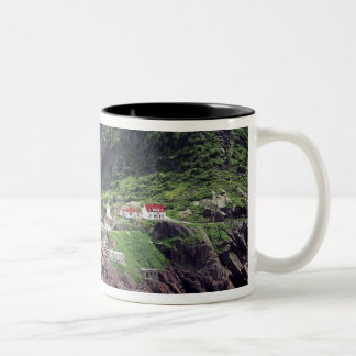 St. John's, Newfoundland, Canada, historic Fort Coffee Mugs