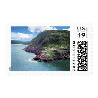 St. John's, Newfoundland, Canada, historic Fort Postage