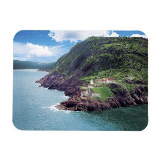 St. John's, Newfoundland, Canada, historic Fort Magnet