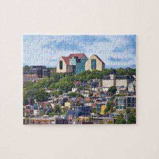 St. John's, Newfoundland, Canada, the 2 Jigsaw Puzzle