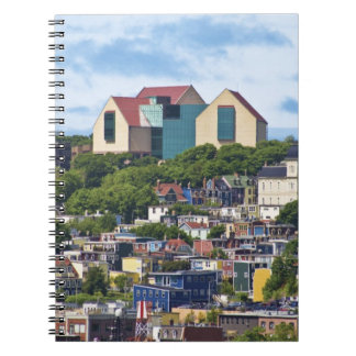 St. John's, Newfoundland, Canada, the 2 Spiral Notebook