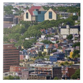 St. John's, Newfoundland, Canada, the Ceramic Tile