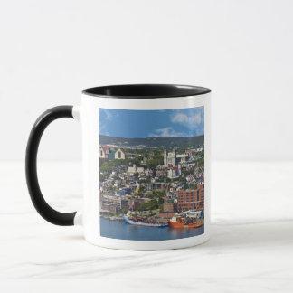 St. John's, Newfoundland, Canada, the coastline Mug