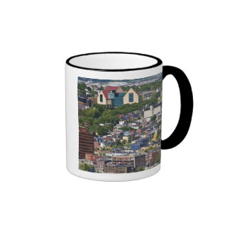 St. John's, Newfoundland, Canada, the Coffee Mugs