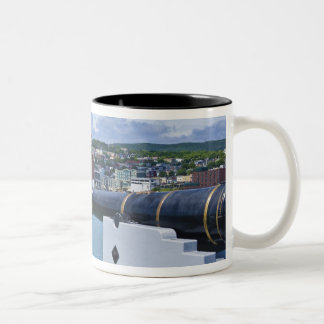 St. John's, Newfoundland, Canada, the waterfront Mugs
