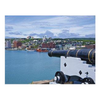 St. John's, Newfoundland, Canada, the waterfront Postcard