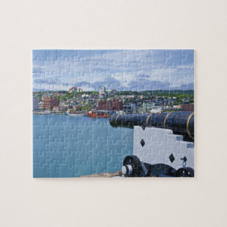 St. John's, Newfoundland, Canada, the waterfront Puzzle