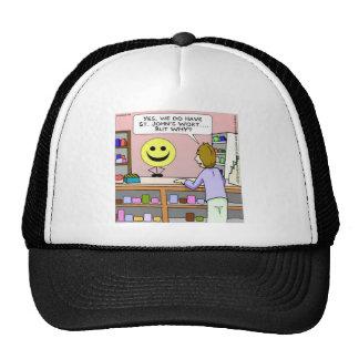 St Johns Wort Rick London Funny Trucker Hat