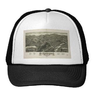 St. Johnsbury Vermont 1884 Trucker Hat