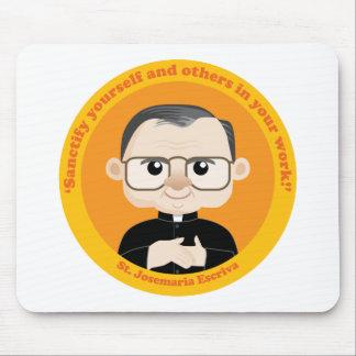 St. Josemaria Escriva Mouse Pad