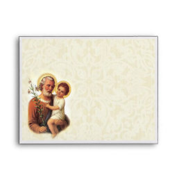 St. Joseph A7 Size Envelope for Note Cards