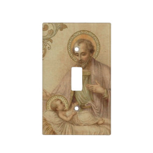 Jesus Nursery Wall Plates Light Switch Covers Zazzle