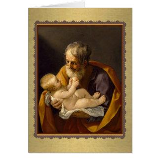 St. Joseph Feast Greeting Card Customize