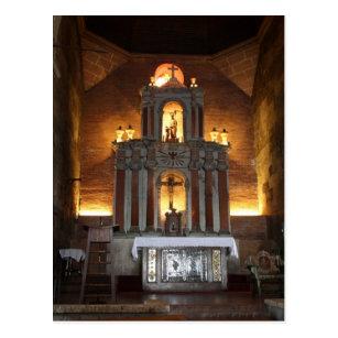 St joseph altar cards greeting photo cards zazzle st joseph las pias postcard stopboris Images