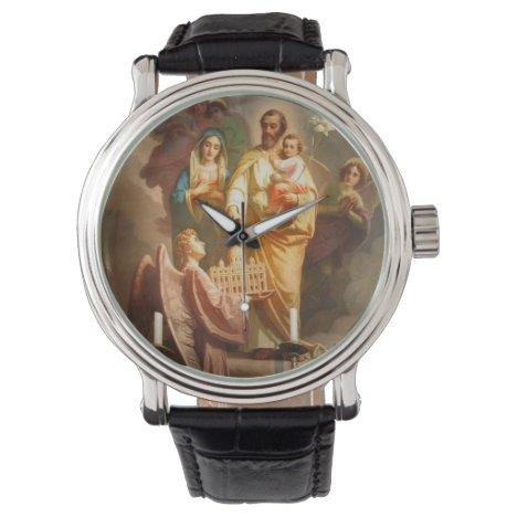 St Joseph Men's Watch