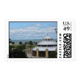 St. Joseph, Michigan Postage