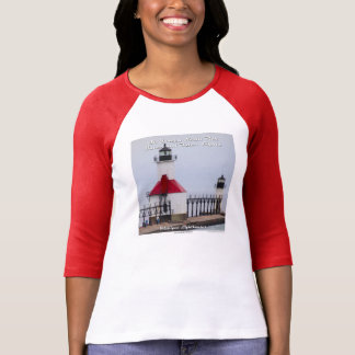 St. Joseph North Pier Inner and Outer Lights Shirts