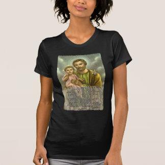 St Joseph Novena 2 T Shirt