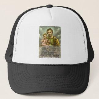 St Joseph Novena 2 Trucker Hat