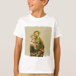 St Joseph Novena T-Shirt