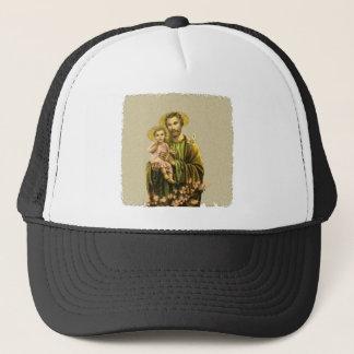 St Joseph Novena Trucker Hat