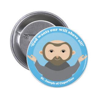 St. Joseph of Cupertino Pinback Button