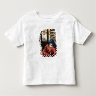 St. Joseph Portrayed as a Medieval Carpenter Toddler T-shirt
