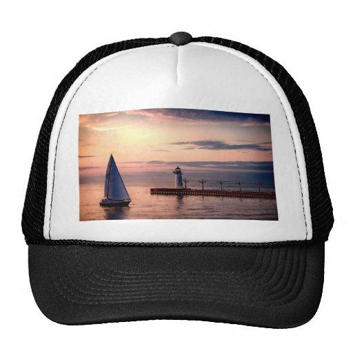 St. Joseph Sailboat Trucker Hat
