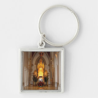 St. Joseph's Cathedral Tabernacle Keychain