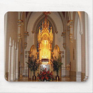 St. Joseph's Cathedral Tabernacle Mouse Pad