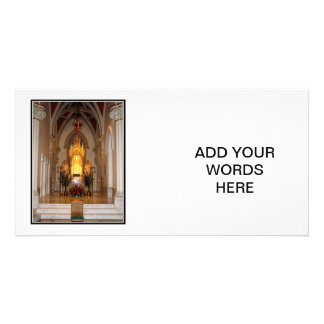 St. Joseph's Cathedral Tabernacle Photo Cards
