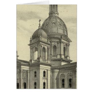 St Joseph's Church Greeting Cards