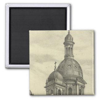 St Joseph's Church Fridge Magnet