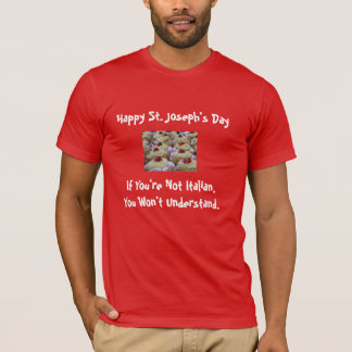 St. Joseph's Day T-Shirt