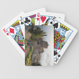 St. Jovan's Church on Lake Ohrid Bicycle Playing Cards