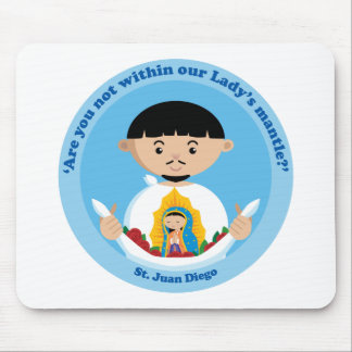 St. Juan Diego Mousepad