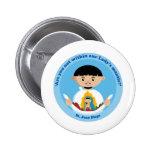 St. Juan Diego Pinback Button