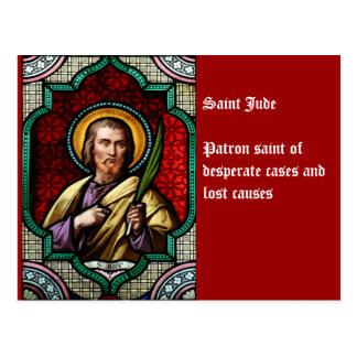 St Jude 4 Postcard