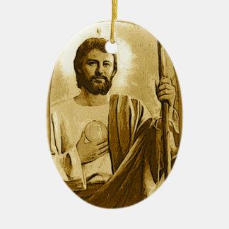 St. Jude Christmas Ornament
