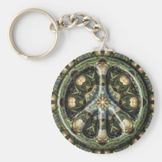 St Jude Peace Keychain