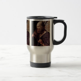 St. Jude Thaddeus, By La Tour Georges De 15 Oz Stainless Steel Travel Mug
