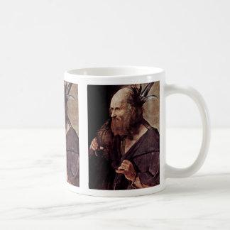 St. Jude Thaddeus, By La Tour Georges De Classic White Coffee Mug