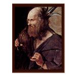St. Jude Thaddeus, por el viaje Jorte De del La Postal