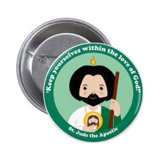 St. Jude the Apostle Pins
