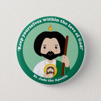 St. Jude the Apostle Pinback Button
