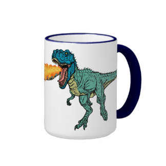St Judeasaurus Rex by Steve Miller Coffee Mug