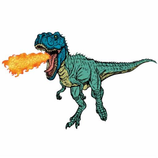 St Judeasaurus Rex by Steve Miller Cut Outs